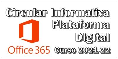 Información: Nueva plataforma digital