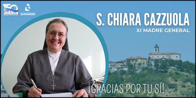 S. Chiara Cazzuola, 11ª Superiora General del Instituto